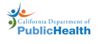 California Department Public Health logo
