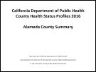 CDPH County Profile 2016