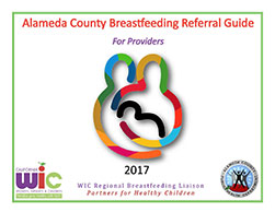 Cover Page of Referral Guide for Providers