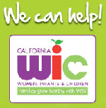 WIC Can Help!