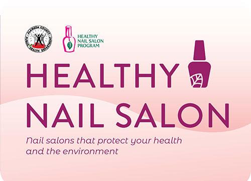 Healthy Nail Salon badge
