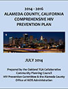 2014-2016 Alameda County HIV Prevention Plan