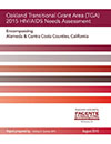 2015 HIV/AIDS Needs Assessment for People Living with HIV/AIDS in the Oakland TGA