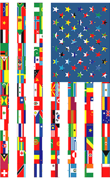 immigration flag