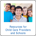 Child Care Providers and Schools