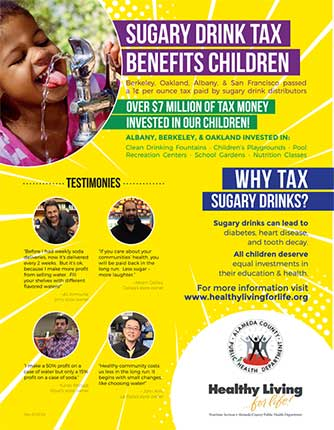 Sugary Drink Tax