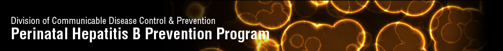 Perinatal Hepatitis B Prevention Program